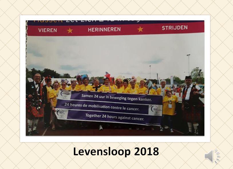 Levensloop 2018 (Powerpointpresentatie)