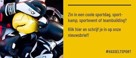 Sportcursussen Hasselt